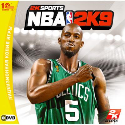 NBA 2K9 [PC, Jewel, русская версия]