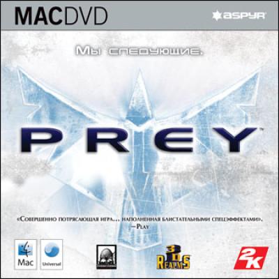 Prey (версия для MAC) [PC, Jewel, русская версия]