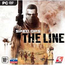 Spec Ops: the Line [PC, Jewel, русская версия]
