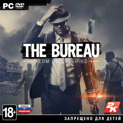The Bureau: XCOM Declassified [PC, Jewel, русская версия]