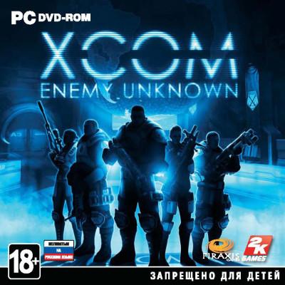 XCOM: Enemy Unknown [PC, Jewel, русская версия]