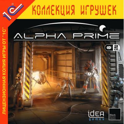 Alpha Prime (1С:Коллекция игрушек) [PC, Jewel, русская версия]