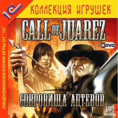 Call of Juarez: Cокровища ацтеков (1С:Коллекция игрушек) [PC, Jewel, русская версия]