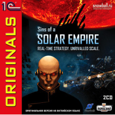 Sins of Solar Empire (1С:Snowball ORIGINALS) [PC, Jewel, английская версия]
