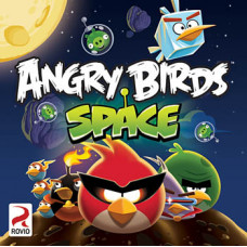 Angry Birds: Space [PC, Jewel, русская версия]