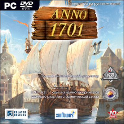 Anno 1701 [PC, Jewel, русская версия]