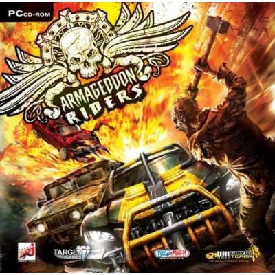 Armageddon Riders [PC, Jewel, русская версия]