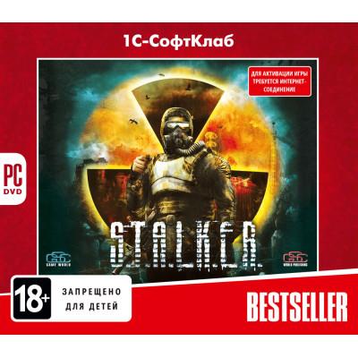 S.T.A.L.K.E.R (Bestseller - версия для Steam) [PC, Jewel, русская версия]