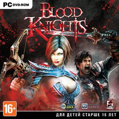 Blood Knights [PC, Jewel, русская версия]