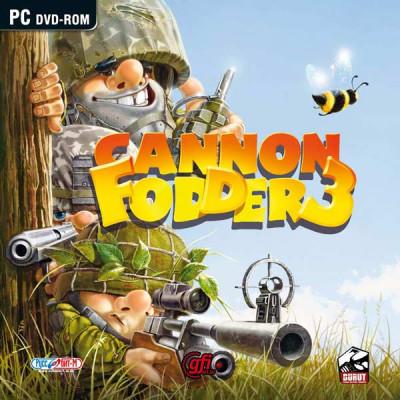 Cannon Fodder 3 [PC, Jewel, русская версия]