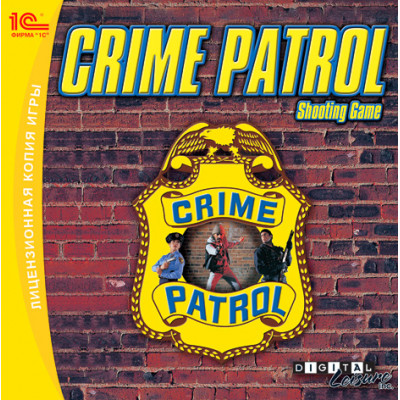 Crime Patrol [PC, Jewel, русская версия]