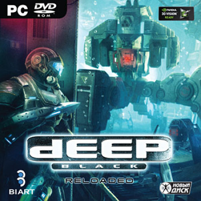 Deep Black Reloaded [PC, Jewel, русская версия]