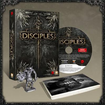 Disciples: Перерождение [PC, русская версия]