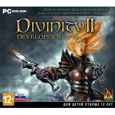 Divinity 2: Developer's Cut [PC, Jewel, русская версия]