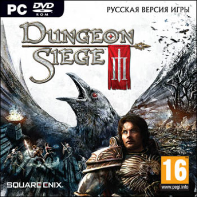 Dungeon Siege 3 [PC, Jewel, русская версия]
