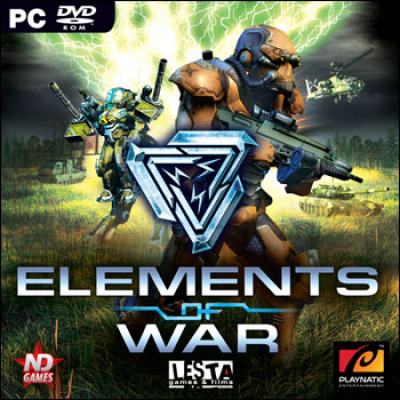 Elements of War [PC, Jewel, русская версия]