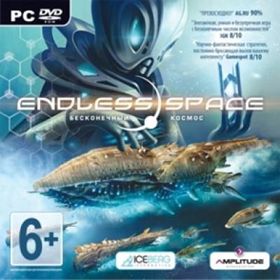 Endless Space: Бесконечный Космос [PC, Jewel, русская версия]