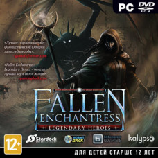 Fallen Enchantress: Legendary Heroes [PC, Jewel, русские субтитры]