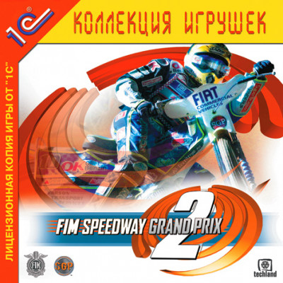 FIM Speedway Grand Prix 2 [PC, Jewel, русская версия]