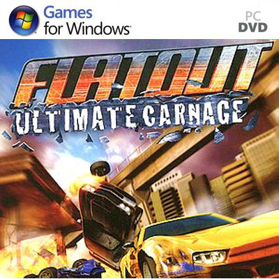 FlatOut Ultimate Carnage [PC, Jewel, русские субтитры]