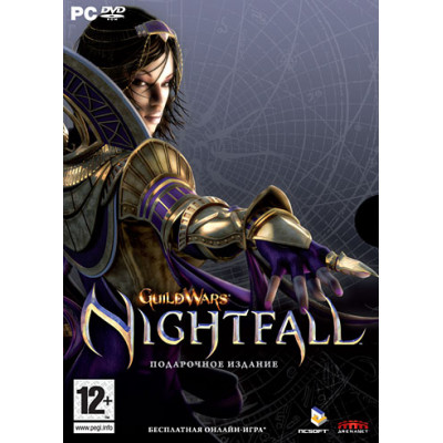 Guild Wars: Nightfall. Подарочное издание [PC, русская документация]