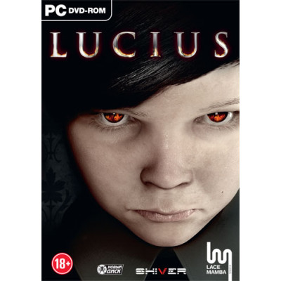 Lucius [PC, русские субтитры]