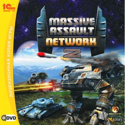 Massive Assault network 2 [PC,Jewel, русская версия]