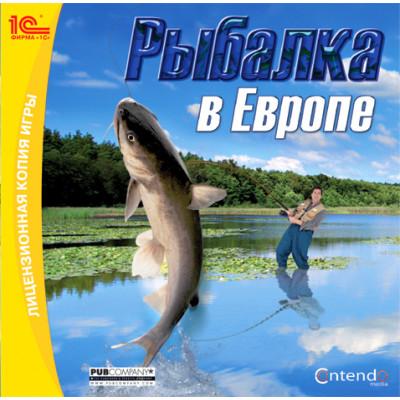 Рыбалка в Европе [PC, Jewel, русская версия]