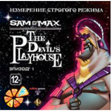 Sam & Max: The Devil's Playhouse Эпизод 1: Измерение строгого режима [PC, Jewel, русская версия]