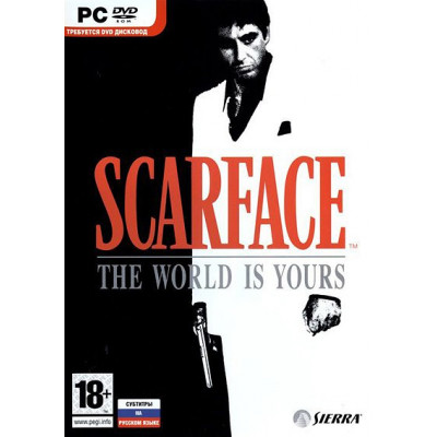 Scarface: the World is Yours [PC, русская версия]