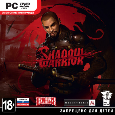 Shadow Warrior [PC, Jewel, русские субтитры]