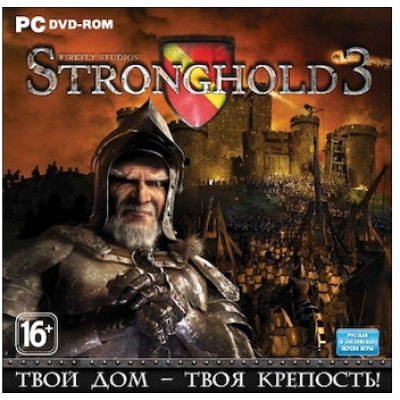 Stronghold 3 [PC, Jewel, русская версия]