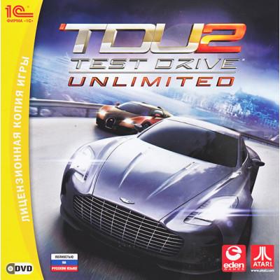 Test Drive Unlimited 2 [PC, Jewel, русская версия]