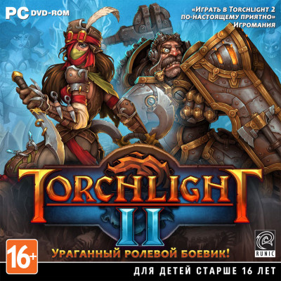 Torchlight 2 [PC, Jewel, русская версия]