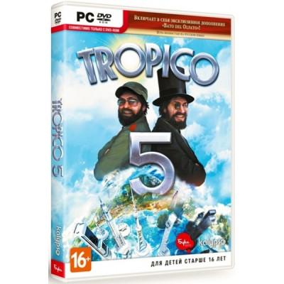 Tropico 5  [PC, русская версия]
