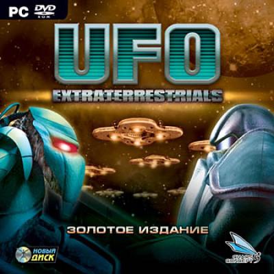 UFO Extraterrestrials: Золотое издание [PC, Jewel, русская версия]