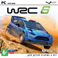 WRC 6 FIA World Rally Championship [PC, Jewel, русская документация]