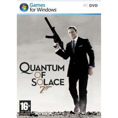 007: Квант милосердия [PC, русская версия]