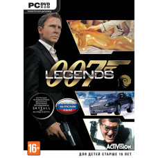 007 Legends [PC, русская версия]