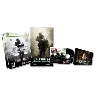Call of Duty 4: Modern Warfare. Коллекционное издание [PC, русская версия]