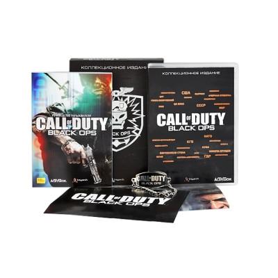 Call of Duty: Black Ops. Коллекционное издание [PC, русская версия]