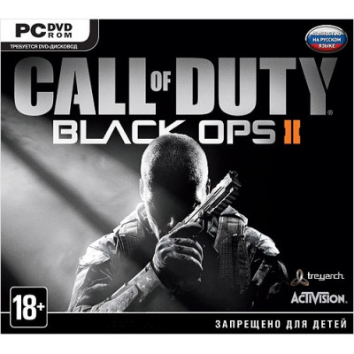 Call of Duty: Black Ops [PC, Jewel, русская версия]