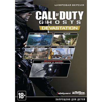 Call of Duty: Ghosts - Devastation [PC, русская версия]