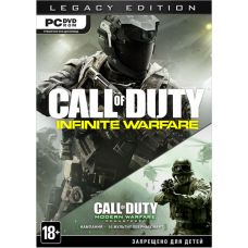 Call of Duty: Infinite Warfare. Legacy Edition [PC, русская версия]