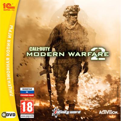 Call of Duty: Modern Warfare 2 [PC, Jewel, русская версия]