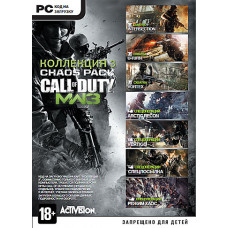 Call of Duty: Modern Warfare 3 (Коллекция 3) [PC, русская версия]