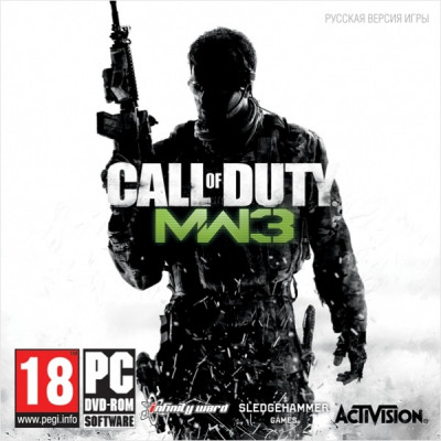 Call of Duty: Modern Warfare 3. Limited edition [PC, русская документация]