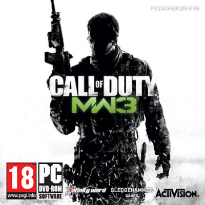 Call of Duty: Modern Warfare 3 [PC, Jewel, русская версия]