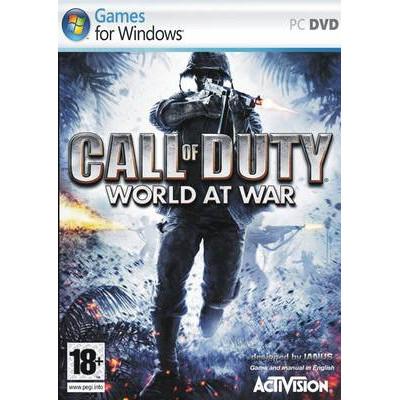 Call of Duty: World at War. Коллекционное издание [PC, русская версия]