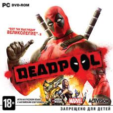 Deadpool [PC, Jewel, русские субтитры]